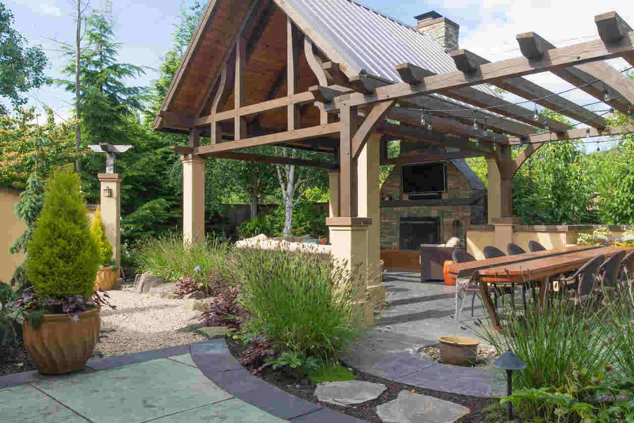 Kącik Wypoczynkowy W Ogrodzie Czyli Budujemy Drewnianą